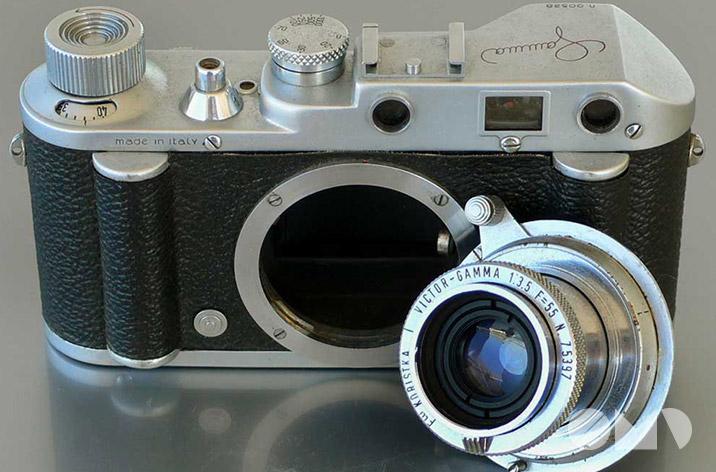 Gamma 11180 vintage camera