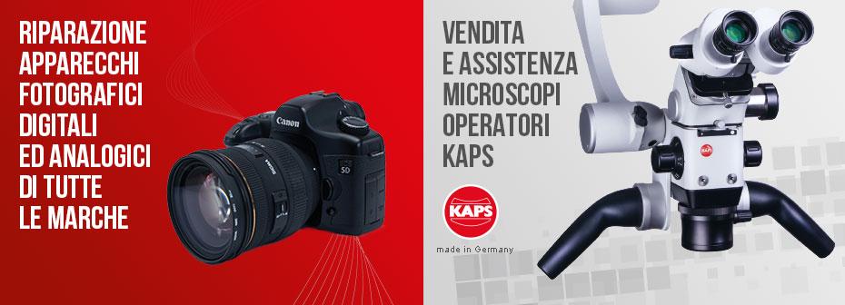 Riparazione Macchine Fotografiche Roma.Home Omd Officine Meccaniche D Onorio